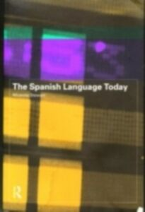 Ebook in inglese Spanish Language Today Stewart, Miranda