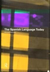 Spanish Language Today
