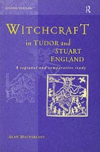 Ebook in inglese Witchcraft in Tudor and Stuart England MacFarlane, Alan