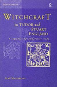 Foto Cover di Witchcraft in Tudor and Stuart England, Ebook inglese di Alan MacFarlane, edito da Taylor and Francis