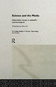 Ebook in inglese Science and the Media Bucchi, Massimiano