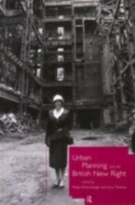 Ebook in inglese Urban Planning and the British New Right -, -