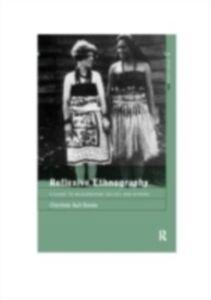 Foto Cover di Reflexive Ethnography, Ebook inglese di  edito da Taylor and Francis