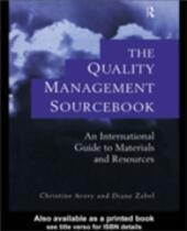 Quality Management Sourcebook