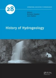 Ebook in inglese History of Hydrogeology -, -