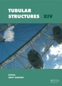 Foto Cover di Tubular Structures XIV, Ebook inglese di  edito da CRC Press