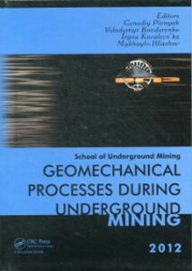 Ebook in inglese Geomechanical Processes during Underground Mining -, -