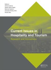 Foto Cover di Current Issues in Hospitality and Tourism, Ebook inglese di  edito da CRC Press