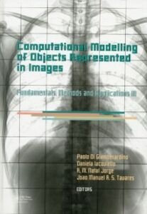 Ebook in inglese Computational Modelling of Objects Represented in Images III