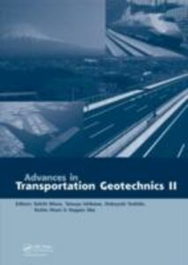 Ebook in inglese Advances in Transportation Geotechnics 2 -, -