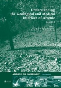 Ebook in inglese Understanding the Geological and Medical Interface of Arsenic - As 2012 -, -