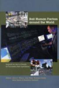 Ebook in inglese Rail Human Factors around the World -, -