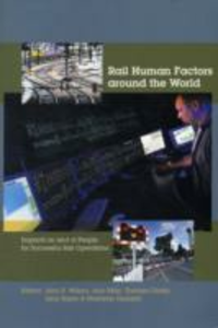 Ebook in inglese Rail Human Factors around the World -, -