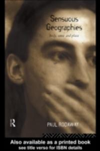 Ebook in inglese Sensuous Geographies Rodaway, Paul