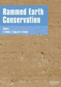 Foto Cover di Rammed Earth Conservation, Ebook inglese di  edito da CRC Press