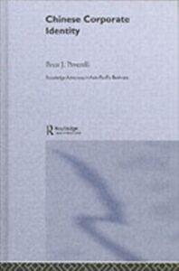 Foto Cover di Chinese Corporate Identity, Ebook inglese di Peter Peverelli, edito da Taylor and Francis