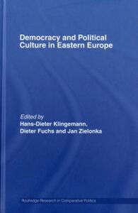 Ebook in inglese Democracy and Political Culture in Eastern Europe -, -