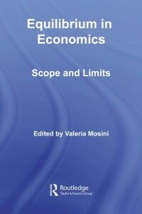Ebook in inglese Equilibrium in Economics -, -