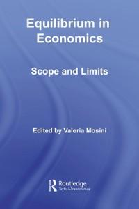 Ebook in inglese Equilibrium in Economics -, -