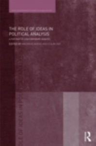 Ebook in inglese Role of Ideas in Political Analysis -, -