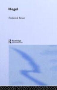 Foto Cover di Hegel, Ebook inglese di Frederick Beiser, edito da Taylor and Francis
