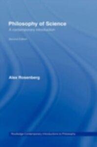 Foto Cover di Philosophy of Science, Ebook inglese di Alex Rosenberg, edito da Taylor and Francis