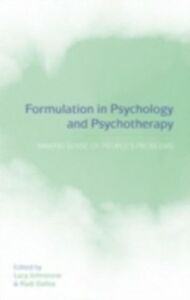 Ebook in inglese Formulation in Psychology and Psychotherapy -, -