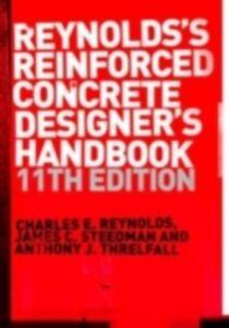 Foto Cover di Reinforced Concrete Designer's Handbook, Eleventh Edition, Ebook inglese di AA.VV edito da CRC Press
