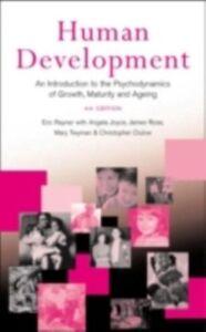 Ebook in inglese Human Development Clulow, Christopher , Joyce, Angela , Rayner, Eric , Rose, James