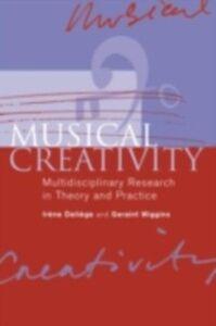 Foto Cover di Musical Creativity, Ebook inglese di  edito da Taylor and Francis