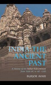 Ebook in inglese India: The Ancient Past Avari, Burjor