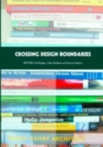 Ebook in inglese Crossing Design Boundaries -, -