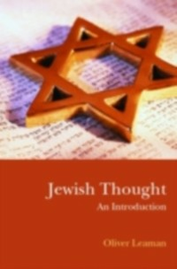 Ebook in inglese Jewish Thought Leaman, Oliver