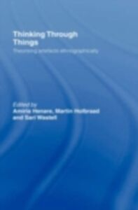 Ebook in inglese Thinking Through Things -, -