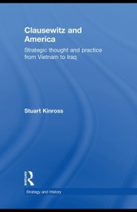 Ebook in inglese Clausewitz and America Kinross, Stuart