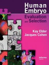 Human Preimplantation Embryo Selection