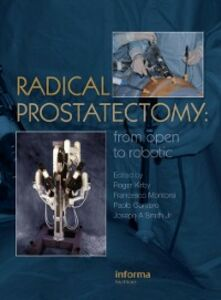 Foto Cover di Radical Prostatectomy, Ebook inglese di  edito da CRC Press