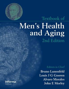 Ebook in inglese Textbook of Men's Health and Aging -, -