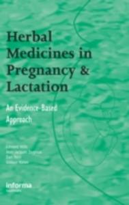 Ebook in inglese Herbal Medicines in Pregnancy and Lactation Dugoua, Jean-Jacques , Koren, Gideon , Mills, Edward , Perri, Daniel