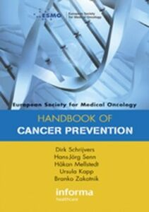 Ebook in inglese ESMO Handbook of Cancer Prevention -, -
