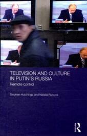 Television and Culture in Putin's Russia