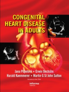 Ebook in inglese Congenital Heart Disease in Adults Kaemmerer, Harald , Oechslin, Erwin , Popelova, Jana , Sutton, Martin G. St. John