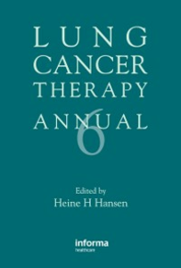 Ebook in inglese Lung Cancer Therapy Annual 6 -, -