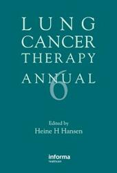 Lung Cancer Therapy Annual 6