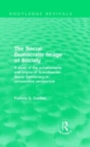 Ebook in inglese Social Democratic Image of Society (Routledge Revivals) Castles, Francis