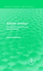 Foto Cover di Antonio Gramsci (Routledge Revivals), Ebook inglese di Harold Entwistle, edito da Taylor and Francis