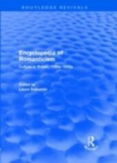 Encyclopedia of Romanticism (Routledge Revivals)