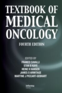 Ebook in inglese Textbook of Medical Oncology, Fourth Edition