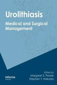 Ebook in inglese Urolithiasis