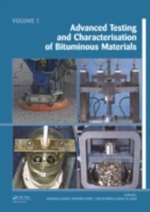 Ebook in inglese Advanced Testing and Characterization of Bituminous Materials, Two Volume Set